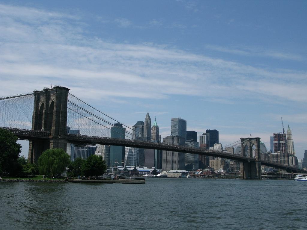 ブルックリン橋 - Brooklyn Bridge ...